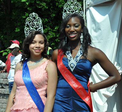 Atlanta Carnival Queens 2011